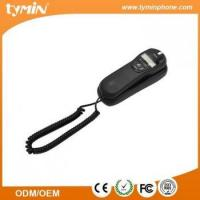 China Handset volume control trimline telephone for desk or wall mountable(TM-PA065) wholesale