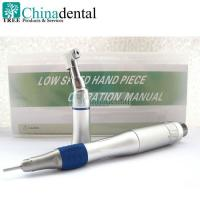 Wholesale EX-203C Style Latch Type Low Speed Handpiece Set,e-type external low speed handpiece from china suppliers