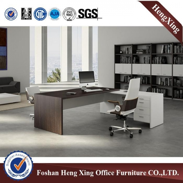 Laminated MDF Wooden Furniture Executive office desk HX-5N310 for sale