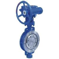 Buy cheap Double Flange Hard Seal Butterfly Valve from wholesalers