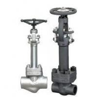 Buy cheap Forged Steel Cryogenic Globe Valve from wholesalers