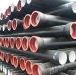 Shaped Steel Bar Ductile Iron Pipe
