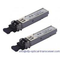 Buy cheap SFP optical transceiver, Dual Data Cisco GE SFP Optical Transceiver Compatible For Gigabit from wholesalers