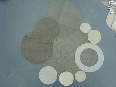 China Wire Mesh Filter
