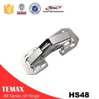 China HS48 furniture adjustable spring hinge on sale