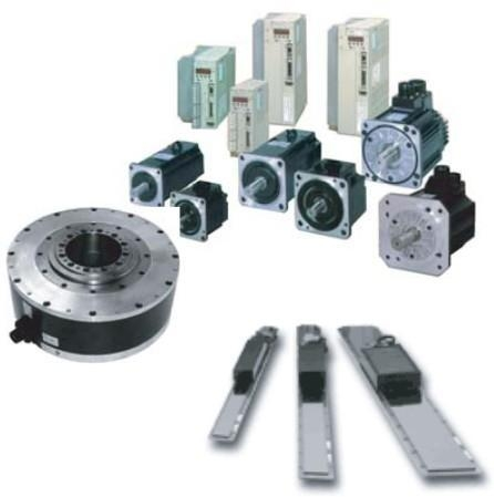 Products images from item 16894836 for Direct drive servo motor