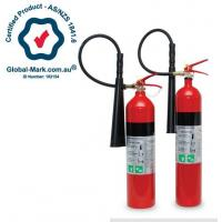 China Portable CO2 Fire Extinguishers - Global-Mark Certified wholesale