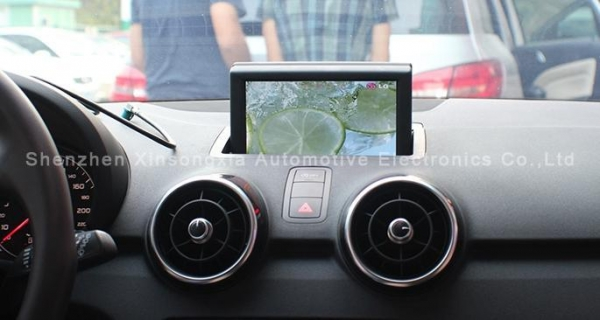 audi a1 q3 12 14 car video upgrade interface gps. Black Bedroom Furniture Sets. Home Design Ideas