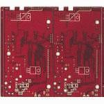 China Double-sided printed circuit board wholesale