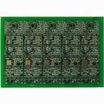 Buy cheap Four-layer Immersion Au PCB from wholesalers