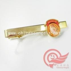 Quality Tie Clips custom copper printed tie clips for sale