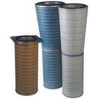 China Gas Turbine Filters Cylindrical&Conical Air Filter For Gas Turbine System on sale