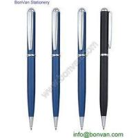 China Metal ball pen for business corporate gift items metal pen,gift ball pen wholesale