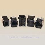 Quality PCB Jack zkx-dy-08 pcb jack for sale
