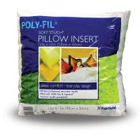 China FORMS AND FILLERS POLY-FIL Soft Touch 12 Pillow Insert - 30 x 30cm (12 x 12) wholesale