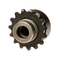 China Sprocket & Roller Clutch Assembly, #25 Chain, 15 Tooth wholesale