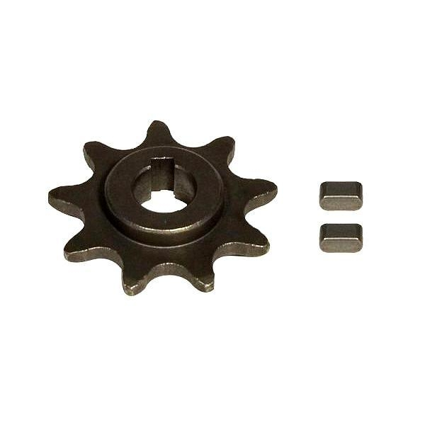 Quality Motor Sprocket - 9 Tooth - for Currie Electric Bikes for sale