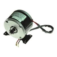 Buy cheap 24 Volt 250 Watt Electric Motor with 11-Tooth #25 Chain Sprocket (MY1016) from wholesalers