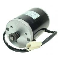 Buy cheap 24 Volt 135 Watt Electric Motor with 3M Belt Sprocket from wholesalers