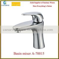 China Single Handle Basin Mixer With Asc Approved A-70015 wholesale