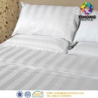 China Hotel Cotton Bed Linen Fabric wholesale