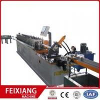 China Metal furring channel roll forming machine on sale
