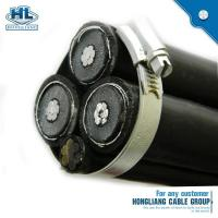 China 10kv 35kv aerial cable with PE/XLPE insulation wholesale