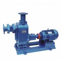 China ZW self-priming jam-less dirt drain pump wholesale