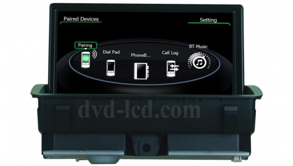 special car dvd player audi a1 dvd gps navigation of item 47694912. Black Bedroom Furniture Sets. Home Design Ideas