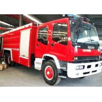 China Wushiling HSQ powder fire truckMain Technical specifications wholesale