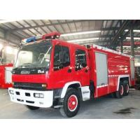 Wholesale Wushiling double-bridge tanker fire truck from china suppliers