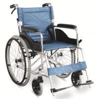 Wholesale #JL838LAJ  29 lbs. Ultralight Wheelchair With Hand Brakes & Dual Cross Brace from china suppliers