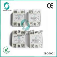 China SSR single phase solid state relay on sale