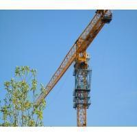 China QTZ100P(6012) Hydraulic Lifting Flat-top Tower Crane for Construction wholesale