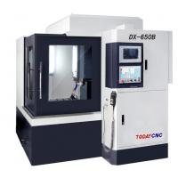 China 3 Axis CNC Router Engraving Milling Machining Centre DX 650B wholesale