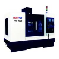 China Hard Rail 4 Axis Hobby CNC Milling Machining Center VMC-1060 wholesale