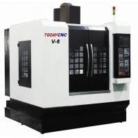 China 4 Axis CNC Milling Machine High Speed Vertical Machining Center V-6 wholesale