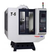 China CNC 4 Axis Drilling and Tapping Machining Tapping Center T-6 wholesale