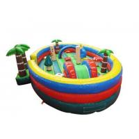 China Bounce House With Slide wholesale