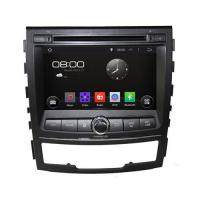 Buy cheap D7067Android Double Din Radio Korando from wholesalers
