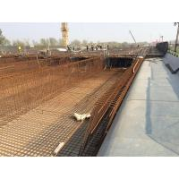 China Special shape with arc PVC formwork wholesale