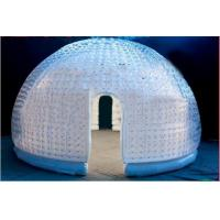 China inflatable tent of igloo inflatable for show(XGT-153) wholesale