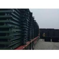 China Assembled Movable Modular Steel Bridges Structurally Simple with Steel Deck wholesale