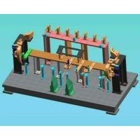 China Checking Fixtures CNC Instrument Desk Metal Modular Fixture on sale