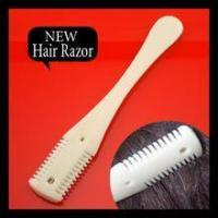 China Stainless Steel Shaving Straight Razors, SHAVE READY wholesale
