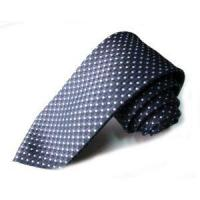 China Dot Polyester Knitted Necktie wholesale