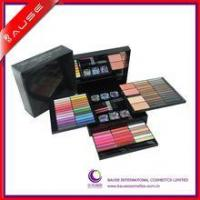 China iPad design makeup mixing palette produced in guangzhou factory, 38 color makeup eyeshadow palette wholesale