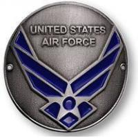 China Antique US Military Air force Commemorative Challenge Coins MC-013 on sale