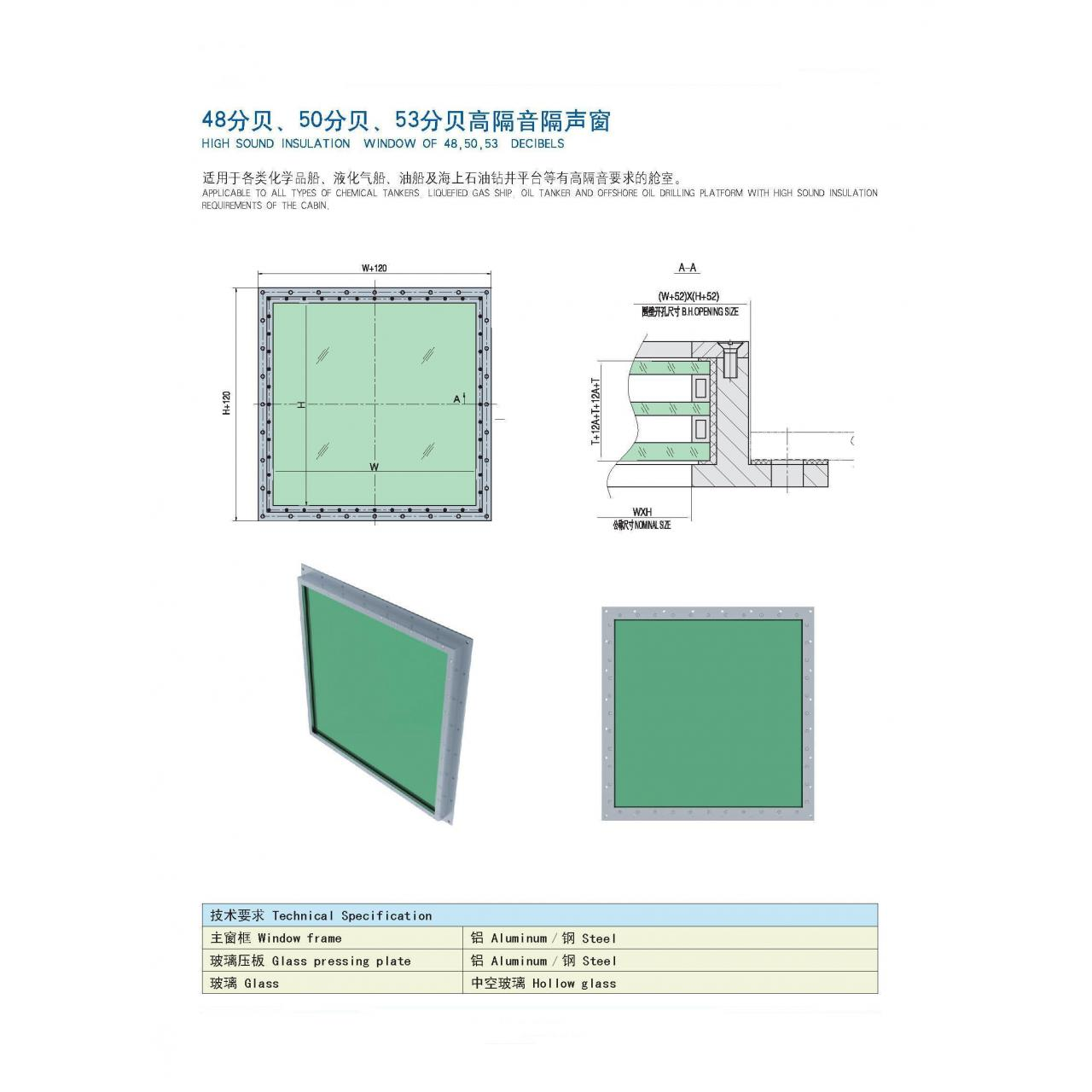 Wholesale alloy xingyangbl for High insulation windows