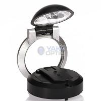 China Multi-Purpose Pocket Table Magnifying Glass with Light Handheld Hands Free on sale